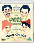 The Cocoanuts & Animal Crackers (Blu-Ray)