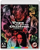 Toys Are Not For Children (Blu-Ray) (DVD)