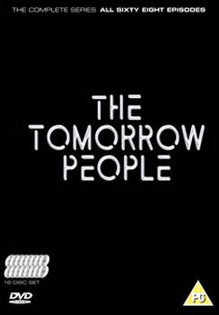 The Tomorrow People - The Complete Series (DVD)