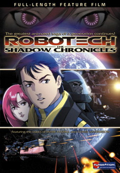 Robotech - The Shadow Chronicles (DVD)