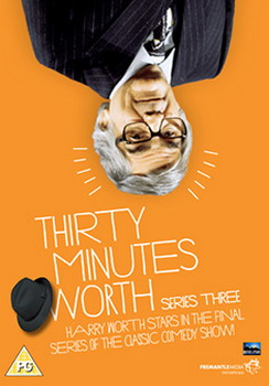 Thirty Minutes Worth - The Complete Series Three (DVD)