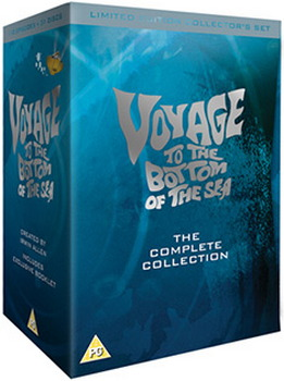 Voyage To The Bottom Of The Sea - The Complete Collection (DVD)