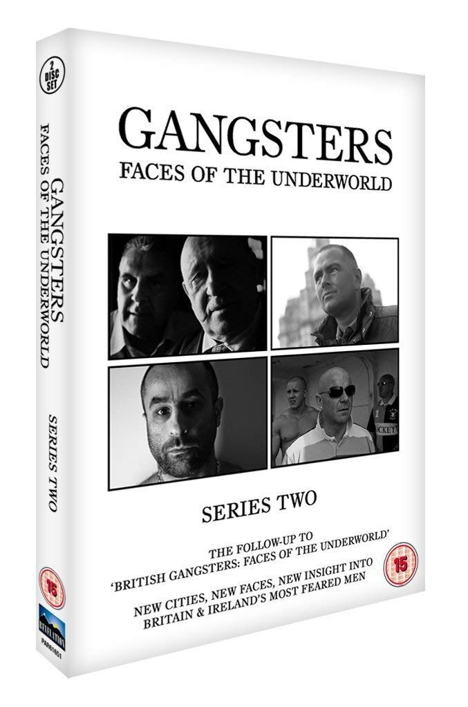 British Gangsters - Faces Of The Underworld - Series 2 - Complete (DVD)