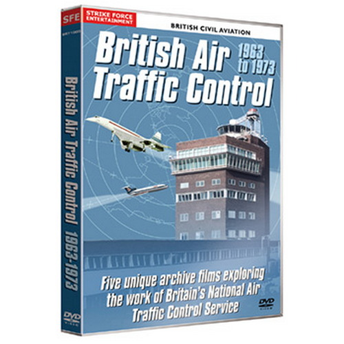 British Air Traffic Control - 1963-1973 (DVD)
