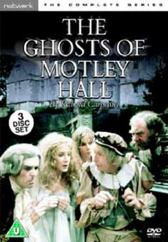 Ghosts Of Motley Hall: The Complete Series (1976) (DVD)