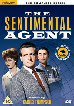 The Sentimental Agent: The Complete Series (1963) (DVD)