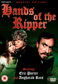 Hands Of The Ripper Special Edition (DVD)