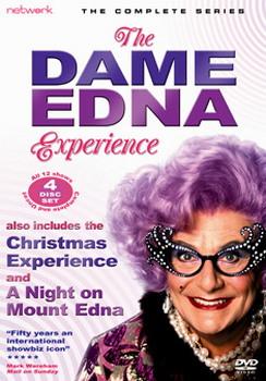 Dame Edna Experience (DVD)