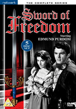 Sword Of Freedom: The Complete Series (1958) (DVD)