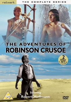 The Adventures Of Robinson Crusoe: The Complete Series (1965) (DVD)