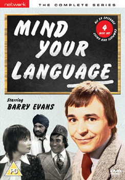 Mind Your Language - Series 1-3 - Complete (DVD)