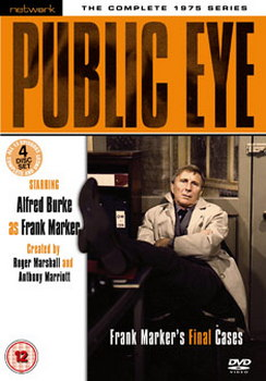 Public Eye - The Complete 1975 Series (DVD)