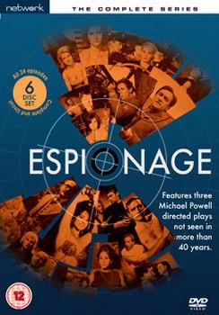 Espionage - The Complete Series (DVD)