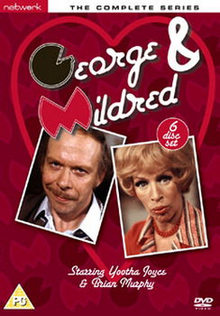 George And Mildred - Complete Box Set (DVD)