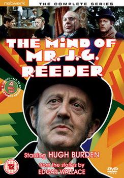 The Mind Of Mr Jg Reeder: The Complete Series (1971) (DVD)