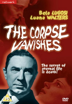 The Corpse Vanishes (DVD)