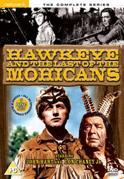 Hawkeye And The Last Of The Mohicans: The Complete Series (1957) (DVD)