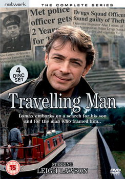 Travelling Man - The Complete Series (DVD)