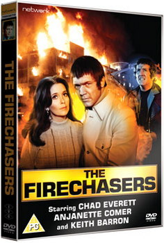 The Firechasers (1971) (DVD)