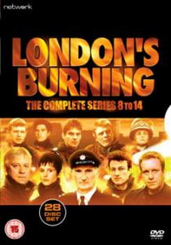 London'S Burning - Series 8-14 - Complete (DVD)