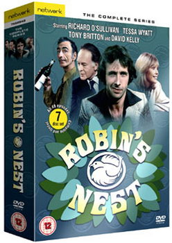 Robins Nest - Series 1-6 - Complete (DVD)