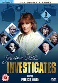 Jemima Shore Investigates - The Complete Series (DVD)