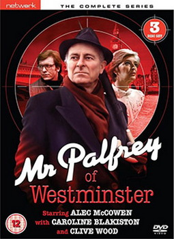 Mr Palfrey Of Westminster - The Complete Series (DVD)