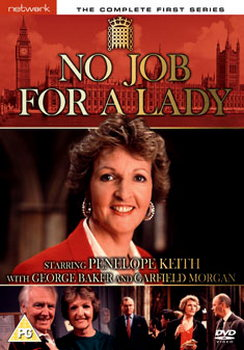 No Job For A Lady: Series 1 (DVD)