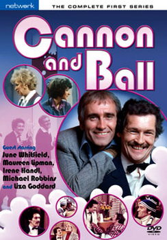 The Cannon And Ball Show: The Complete First Series (DVD)