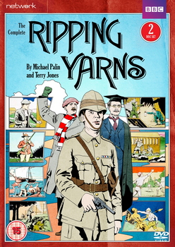 Ripping Yarns - The Complete Series (DVD)