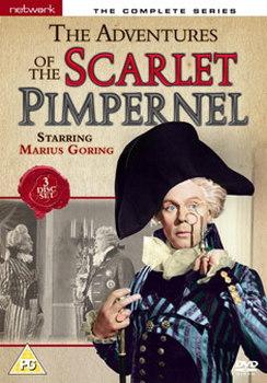 The Scarlet Pimpernel - Complete Series (DVD)