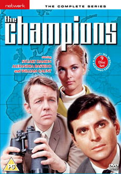 The Champions: The Complete Series (9 Disc) (Repackaged) (DVD)