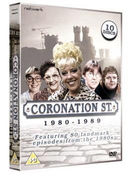 Coronation Street - Best Of 1980-1989 (DVD)