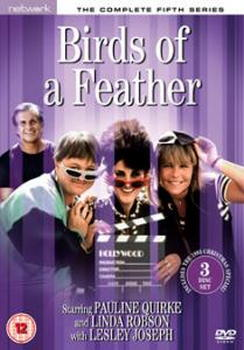 Birds Of A Feather - The Complete Fifth Series (DVD)