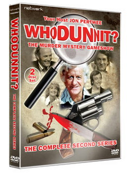 Whodunnit? - The Complete Series 2 (DVD)