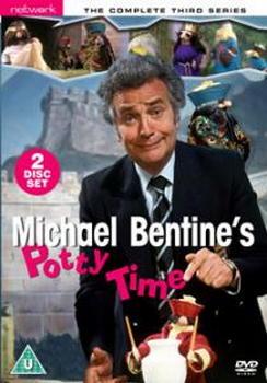 Michael Bentines Potty Time - Series 3 (DVD)