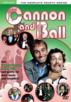 Cannon And Ball: The Complete Fourth Series (DVD)