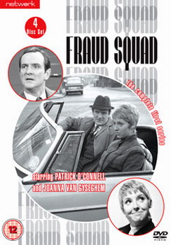 Fraud Squad - Series 1 - Complete (DVD)