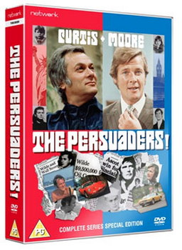 The Persuaders - Complete Series (DVD)