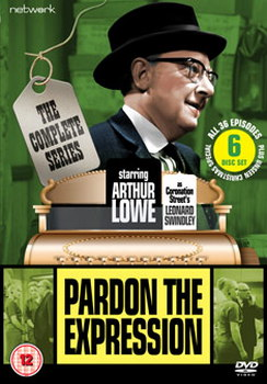Pardon The Expression - The Complete Series (DVD)