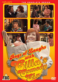 Cilla'S Comedy Six: The Complete Series (1975) (DVD)