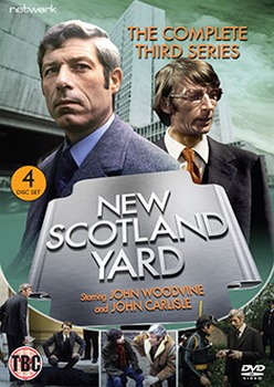 New Scotland Yard - The Complete Series 3 (DVD)