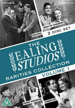 The Ealing Studios Rarities Collection - Volume 1 (DVD)