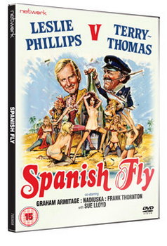 Spanish Fly (1976) (DVD)