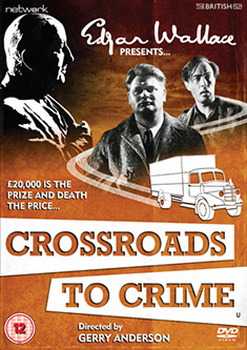 Edgar Wallace Presents: Crossroads To Crime (1960) (DVD)