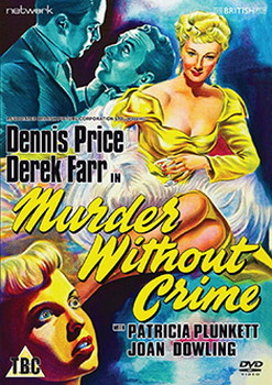 Murder Without Crime (1950) (DVD)