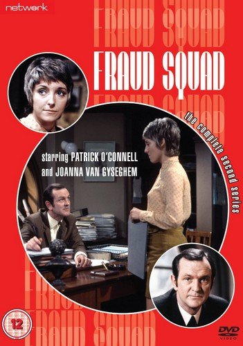 Fraud Squad - The Complete Second Series (DVD)