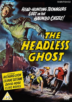 The Headless Ghost (1959) (DVD)