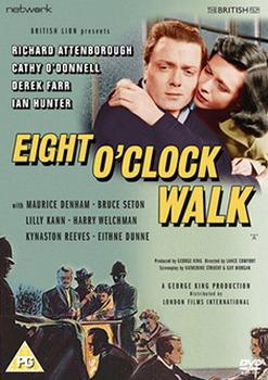 Eight O'Clock Walk (1953) (DVD)
