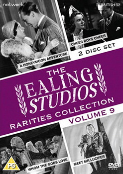 The Ealing Studios Rarities Collection - Volume 9 (DVD)